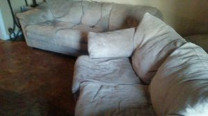 Set of couches for Sale in San Angelo, TX