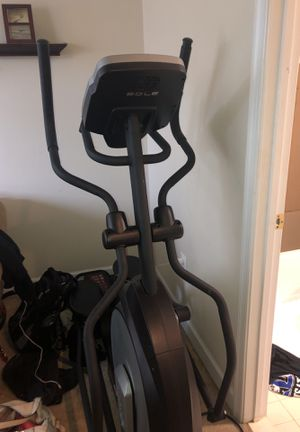 Sole Elyptical for Sale in Ashburn, VA