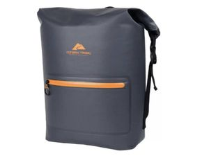 NEW Ozark Trail Premium 15 Can Backpack Cooler Gray Camping Camp for Sale in Moreno Valley, CA