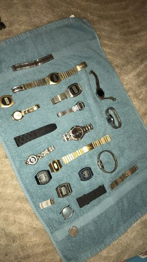 Vintage watches for Sale in Saint Joseph, MO