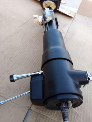 79 80 81 El Camino Monte Carlo Malibu SS supersport rebuilt floor shifter tilt steering column for Sale in Riverside, CA