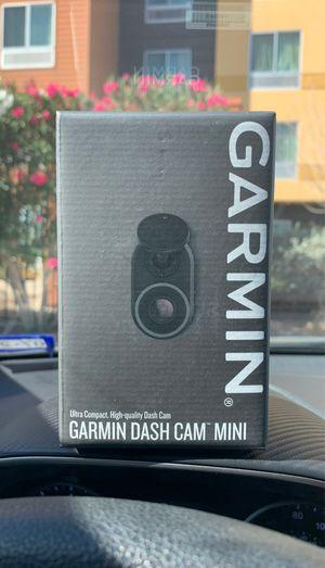 Garmin Dash Cam Mini for Sale in El Paso, TX