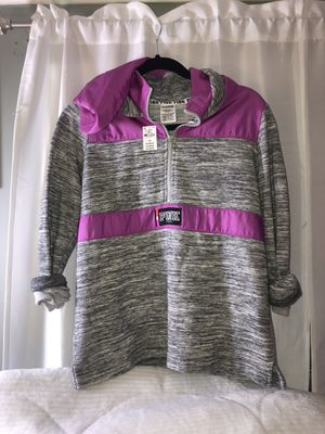 NEW! PINK Victoria's Secret Hoodie With Shopping bag for Sale in Marietta, GA