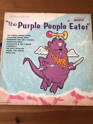 The Purple People Eater Vinyl Record 5003 LP Used for Sale in Santa Monica, CA