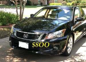 🔑🔥URGENT $8OO Very nice 2OO9🔑 Honda Accord Sedan V6 EX-L 𝓹𝓸𝔀𝓮𝓻 𝓢𝓽𝓪𝓻𝓽 Run and drive very smooth🔑 for Sale in Chesapeake, VA