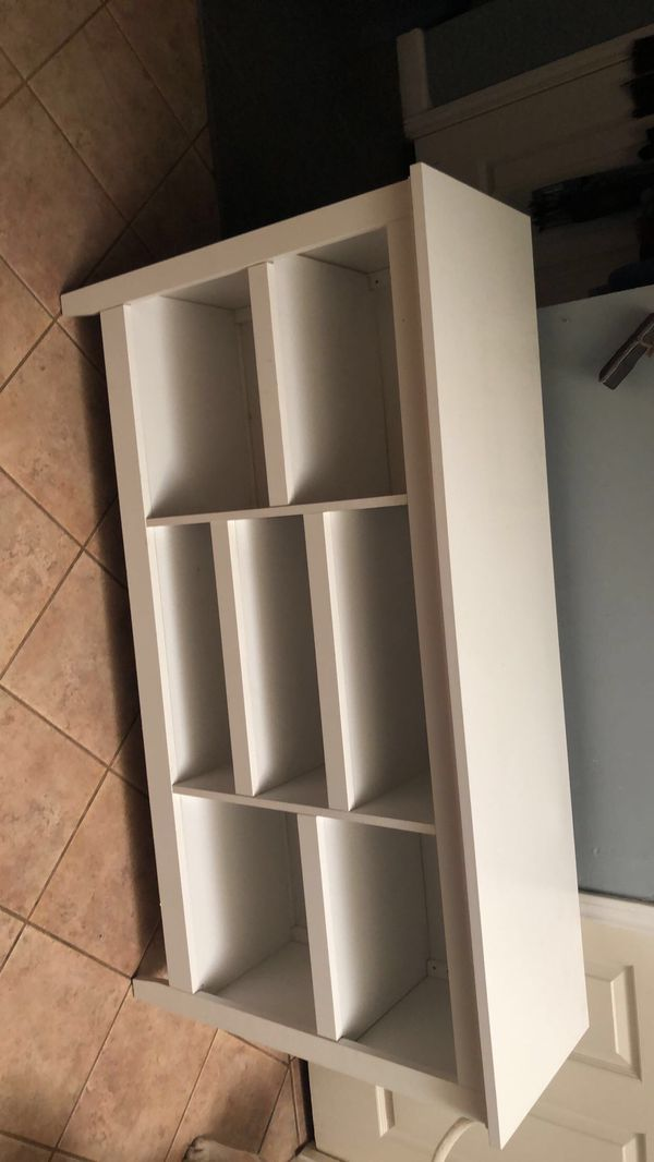 White Book Case