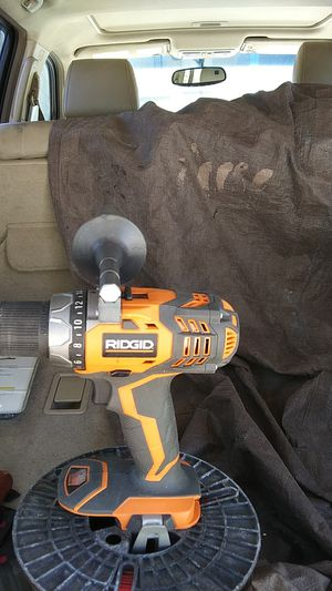 Ridgid drill New drill only for Sale in Anaheim, CA