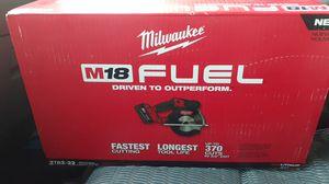 Milwaukee M18 cordless circular metal cutting saw for Sale in Long Beach, CA