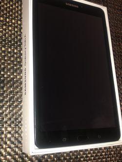"Samsung Galaxy Tab A ""Black"" 16GB for Sale in Riverview,  FL"