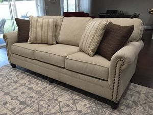 beautiful sofa from Ashly furniture for Sale in Peoria, AZ