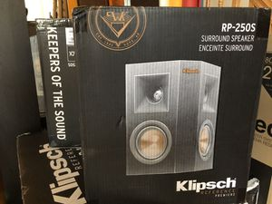 Klipsch RP-250S Reference Premiere Surround Speakers (Pair) for Sale in Brooklyn, NY