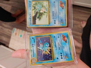 Pokemon Cards Mistys Seadra Holo and Mistys Horsea for Sale in Maitland, FL