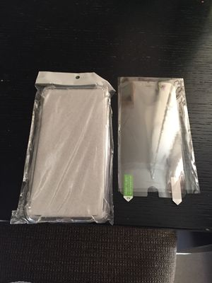 iPhone 6s plus Phone case. Clear for Sale in Wenatchee, WA