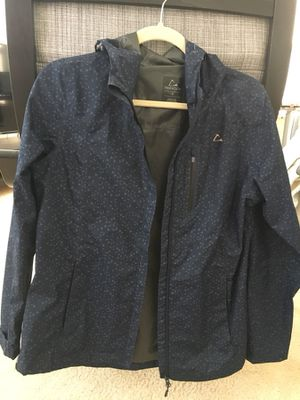 Rain jacket never worn size small for Sale in Silver Spring, MD