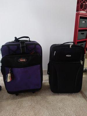 2 Small Suicases for Sale in Norton, MA