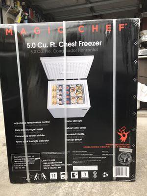 Chest freezer New! $450 for Sale in Orlando, FL