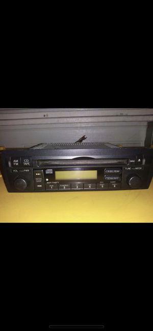 Honda OEM Stereo for Sale in San Bernardino, CA