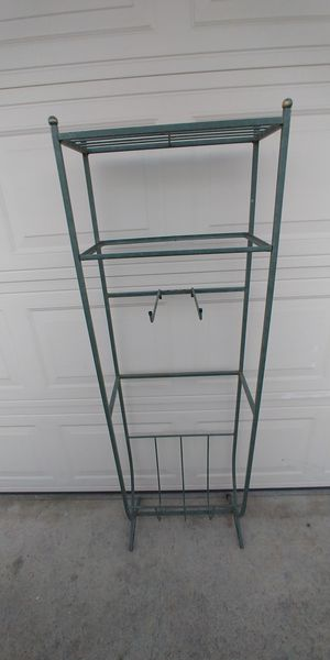 Metal Storage Rack for Sale in Burbank, CA