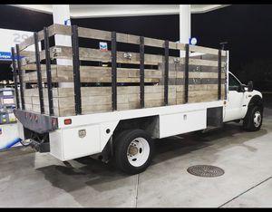 2006 Ford f450 diesel Flat Bed Work Truck for Sale in Las Vegas, NV