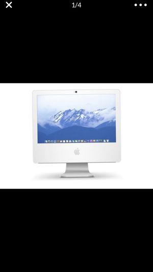 Lightly used iMac Desktop Computer with Keyboard and Mouse for Sale in Las Vegas, NV