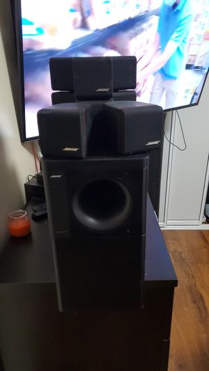 Bose Home Theater Speakers for Sale in View Park-Windsor Hills, CA
