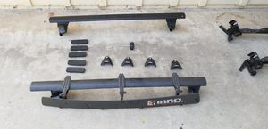 Naked Roof Racks w/locking surfboard Carrier for Sale in Vista, CA
