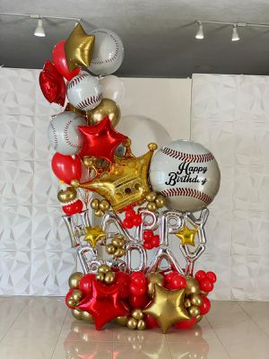 Big balloons bouquet for Sale in Jurupa Valley, CA