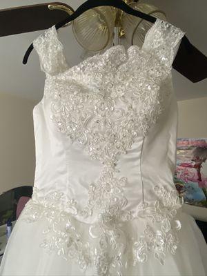 AMGAM Wedding Dress / Vestido de Boda for Sale in Mount Rainier, MD