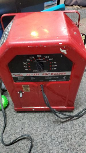 Lincoln welder for Sale in Tracy, CA