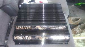 Mmatts Pro audio amplifiers for Sale in Lakewood, CO