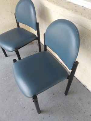 TWO MATCHING STACKABLE CHAIRS for Sale in Tampa, FL