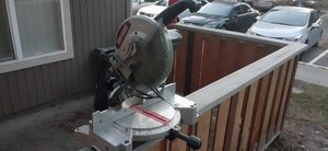 Craftsmen Chop Saw. Works Great! for Sale in Richland, WA