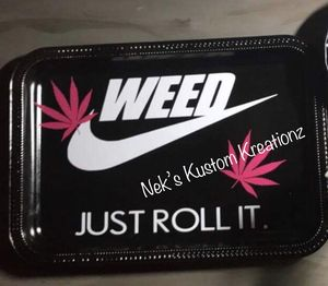 Rolling Tray Set - Weed Swoosh for Sale in Philadelphia, PA