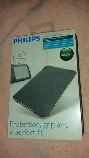 "New 7"" kindle fire rubber case for Sale in Irwin, PA"