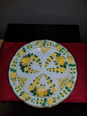 Old Hortobagyi Plate for Sale in Hammond, IN