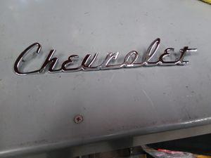 1948 CHEVROLET FLEETMASTER TRUNK SCRIPT. MUST SALE for Sale in Dearing, KS