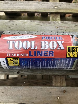 Tool Box Liner for Sale in Greensboro, NC