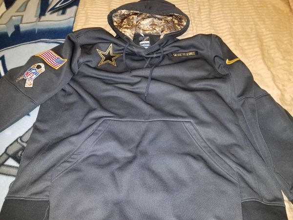 size 40 0fe1f a4c89 Dallas Cowboys 2016-2017 Salute to Service Hoodie Men's Large for Sale in  Broken Arrow, OK - OfferUp