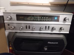 Vintage Kenwood TK 60U Transistor/Tubed Receiver for Sale in Mount Pleasant, WI