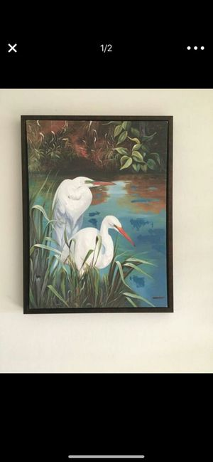 """26"""" X 20 WALL ART for Sale in Fort Myers, FL"""