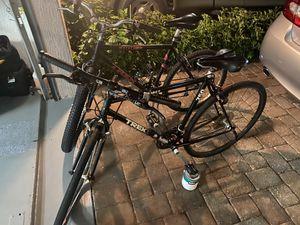 2 Trek Needs a little work 2 bike 150 cash for Sale in Boynton Beach, FL
