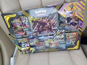 Brand New Pokemon Tag Team Power Collection Box for Sale in Rutherford, NJ