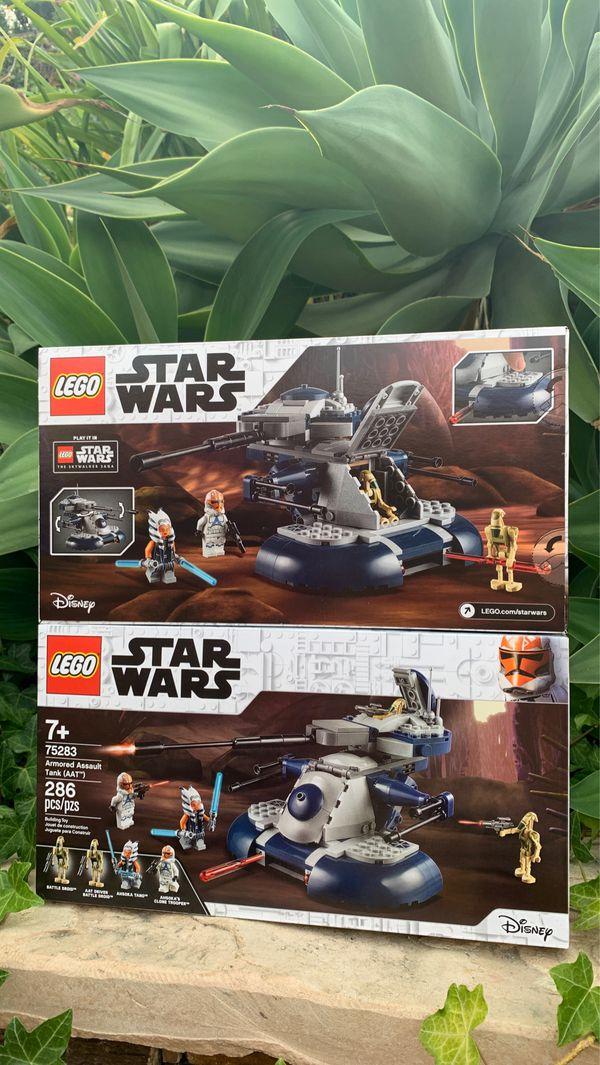LEGO Star Wars Set 75283 Armored AAT
