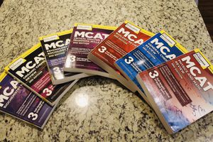 Princeton Review MCAT Subject Review Complete Box Set 2nd Edition: 7 Complete Books for Sale in Columbia, MO