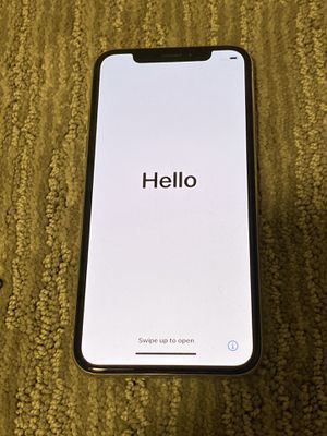 iPhone X 64gb AT&T for Sale in Portland, OR