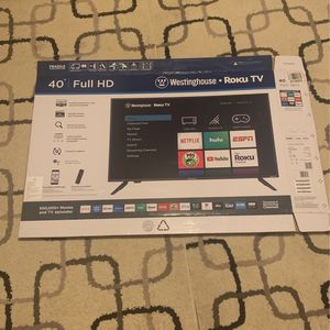 Roku Smart Tv 40 Inch for Sale in Columbia, MD