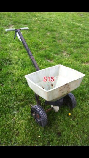 Fertilizer spreader for Sale in Elmira, NY
