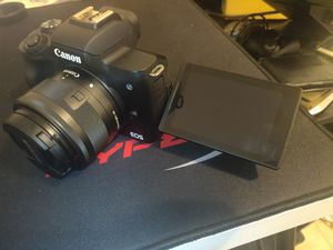 Canon M50 Mirrorless camera for Sale in Chicago, IL