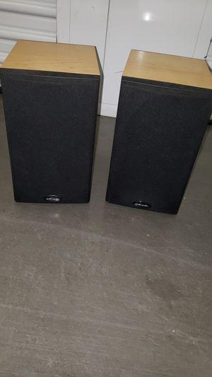 Polk audio speakers for Sale in San Juan Capistrano, CA
