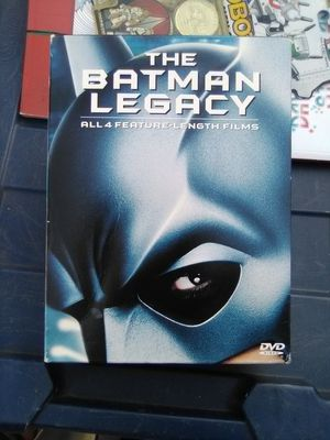 batman legacy dvd set for Sale in Los Angeles, CA